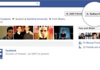 Facebook订阅功能上线,进一步Twitter化