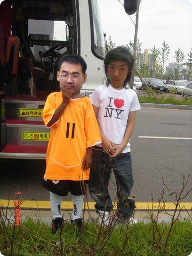 与舍友胖哥韩国之旅