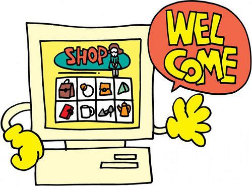网络购物大跃进